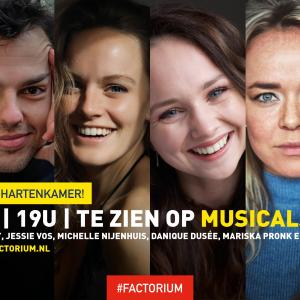 Factorium Talent Sessions: Hartenkamer