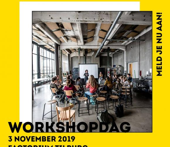 Te gast: Workshopdag Kunstbende NB