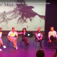 Q&A performers Stark Ravin Mad